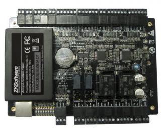 Интеллектуальный контроллер для систем контроля и управления доступом на 2 двери