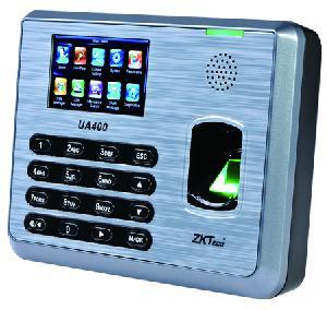 UA400 - Биометрический терминал учёта рабочего времени