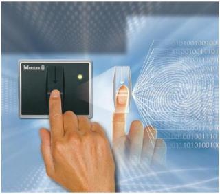 биометрические сканеры и считыватели