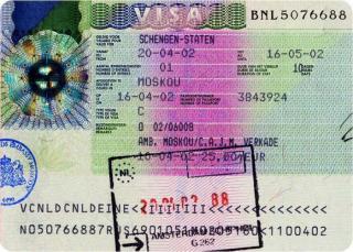 Биометрические паспорта, визы
